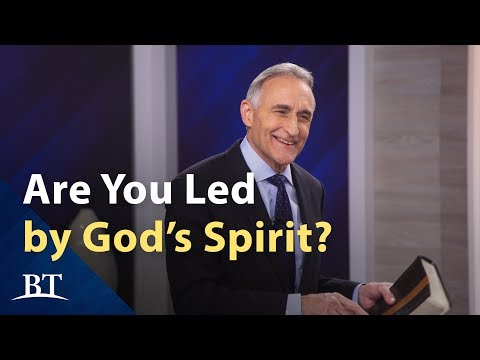 Are You Led By God's Spirit