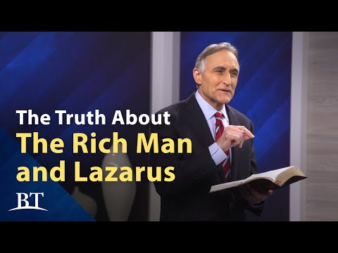 The Truth About the Rich Man and Lazarus