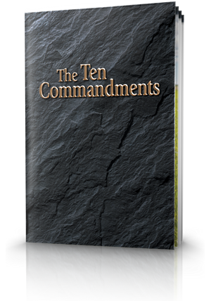 10 Commandment study guide