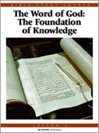 2: The Word of God - The Foundation of Knowledge