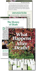 What Happens After Death? - booklet