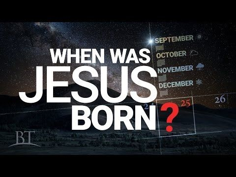 When Was Jesus Born?