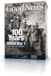 100 Years After World War 1: What Have We Learned?