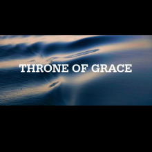 Before the throne of grace