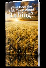 Tithing?