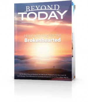 Hope and Help for the Brokenhearted