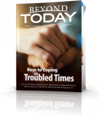 Keys to Coping in Troubled Times