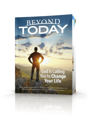 God Is Calling You to Change Your Life