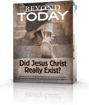 Did Jesus Christ Really Exist?
