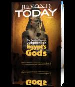 Judgment on Egypt's Gods