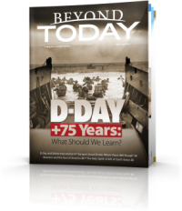 D-Day +75 Years: What Should We Learn?