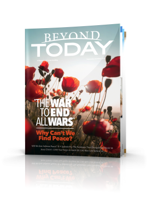 """""""The War to End All Wars"""": Why Can't We Find Peace?"""