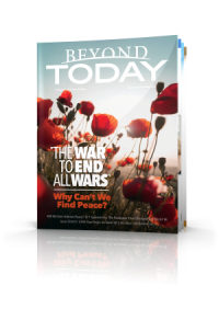 """The War to End All Wars"": Why Can't We Find Peace?"