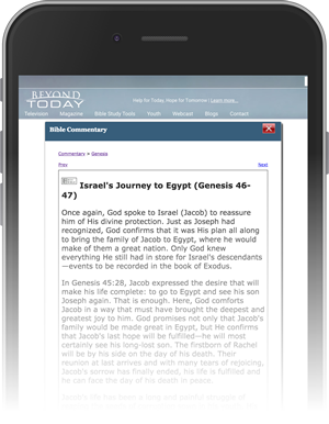 Online Bible Commentary