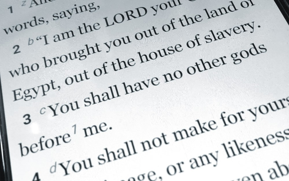 Do Christians still have to keep the Ten Commandments?