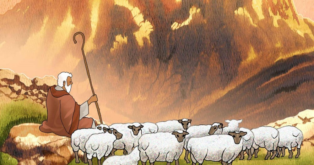 What made Moses the meekest man on earth?