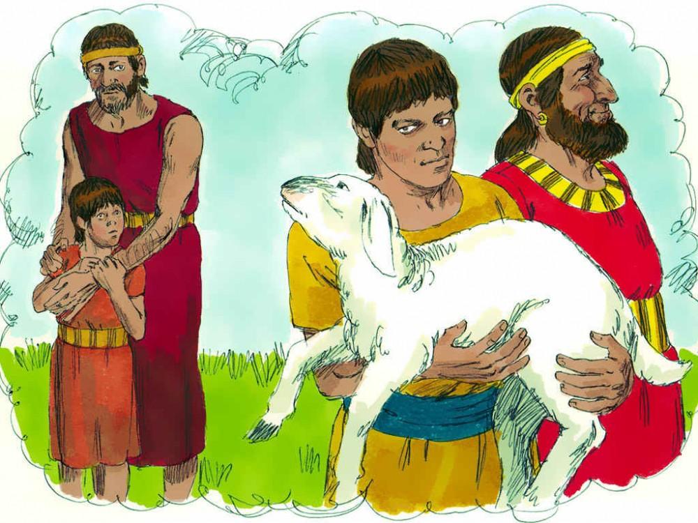 A story of God's grace