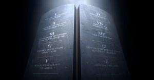The irrelevant commandments