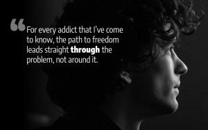 An addict's story