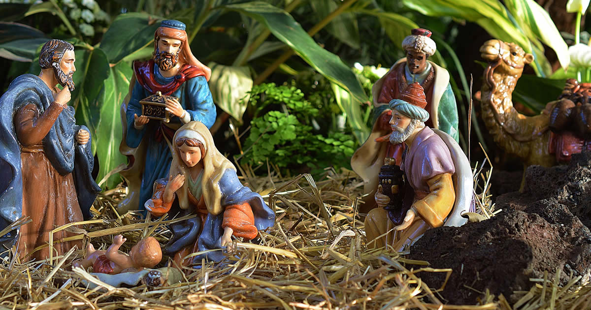 The real nativity story
