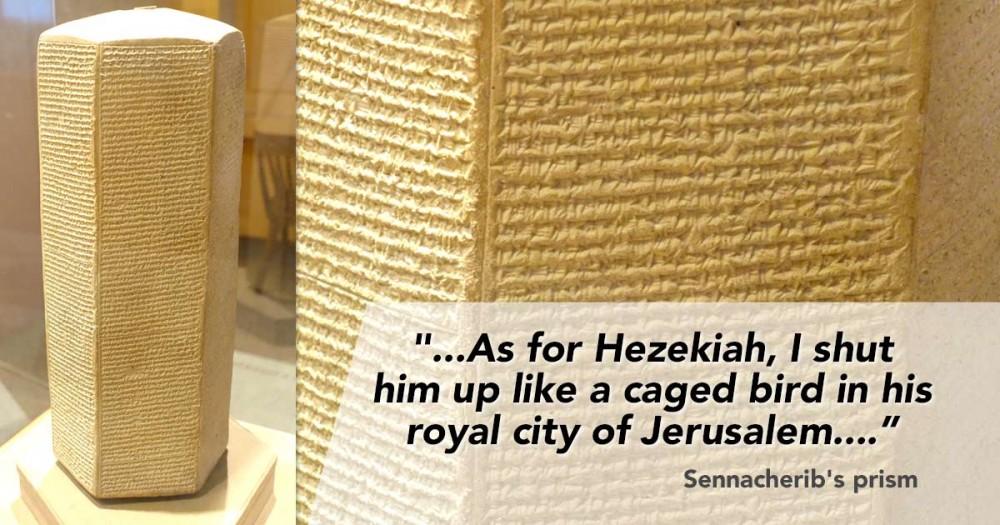 Hezekiah - A faithful king