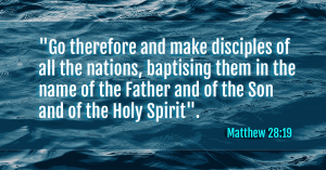 Matthew 28:19 and the Trinity?