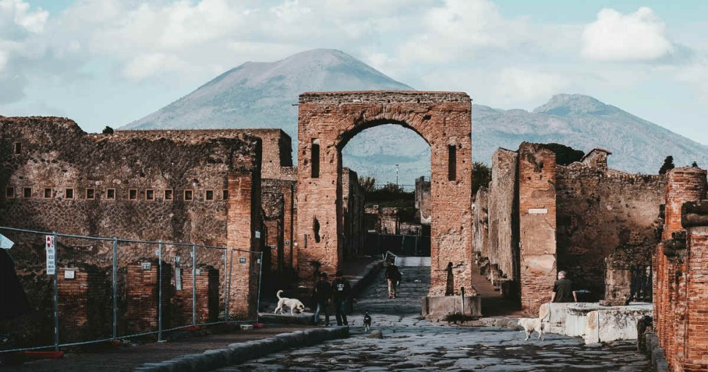 Pompeii: The day the world ended