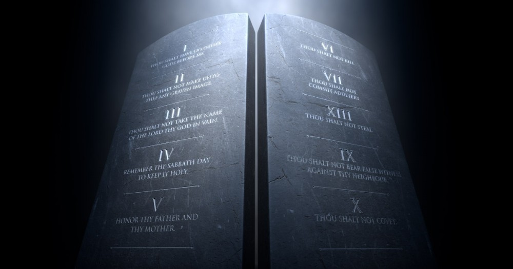 Are the Ten Commandments in the New Testament?