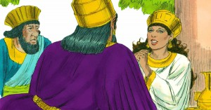 Esther: A woman of faith and courage