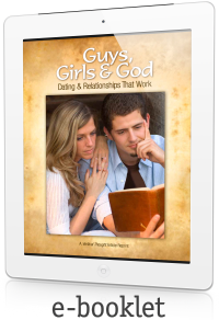 Guys, Girls, and God - Dating and Relationships That Work