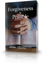 Forgiveness Is Possible
