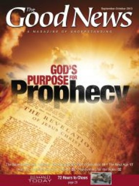 God's Purpose for Prophecy