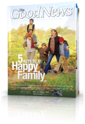 5 Keys to a Happy Family
