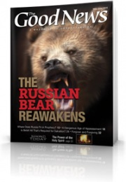 The Russian Bear Awakens