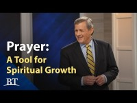 Prayer: A Tool For Spiritual Growth