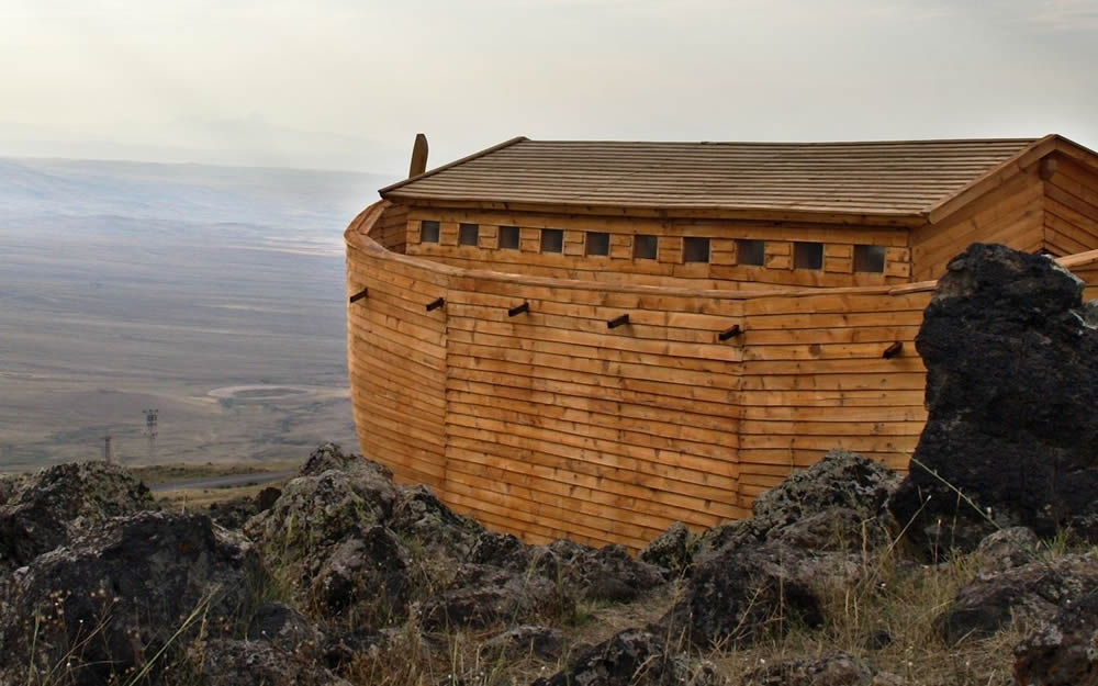 Facts about Noah's Ark