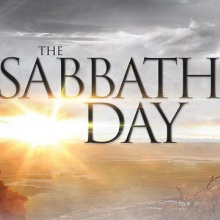 The blessing of fellowship on the Sabbath Day