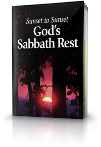 God's Sabbath Rest